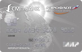 Аэрофлот-Мир Премиальная от СМП Банка