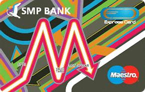 Проездной Maestro от СМП Банка